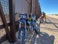 El Paso, Tx / Mexico Border dirt bike ride