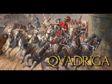 QVADRIGA -La vie trépidante d'une poignée d'auriges aux ludi  Hqdefault