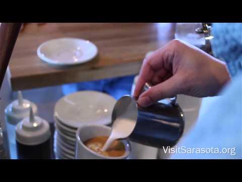 Trippin with Joey: Perq Coffee Bar Flat White