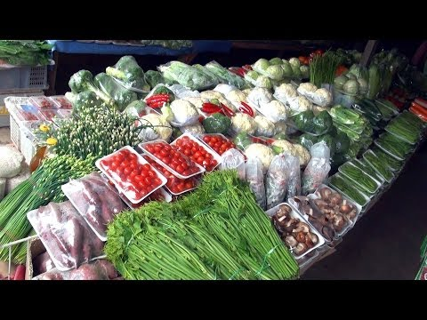 Vegetable Market | Kundasang, Sabah