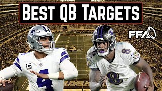 Top Value Quarterbacks to Target in Drafts | 2019 Fantasy Football
