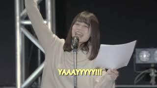 [Eng subs] GARUPA Stage Reading (Part 1) - HaroHapi CiRCLE Garuparty! in Tokyo