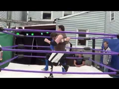 Alex Cross Vs. Brock Obama - PKM 3