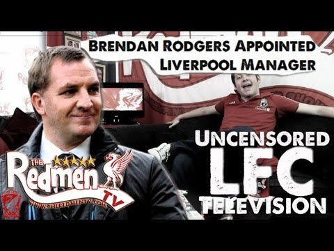 Brendan Rodgers Appointed Liverpool Manager (Fan Reactions)