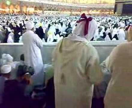 Azan Subuh Di Masjidil Haram