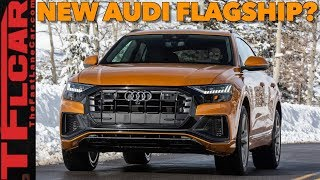 Audi Q8 SUV 2019 In-Depth Review - Buy It, Lease it, Rent it or Forget It?