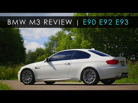 Review   BMW M3   E90 E92 E93   The Hype Machine
