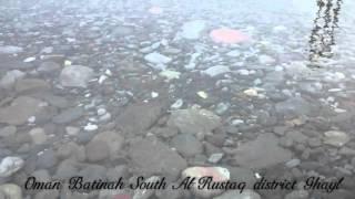 Oman Batinah South Al-Rustaq district Ghayl