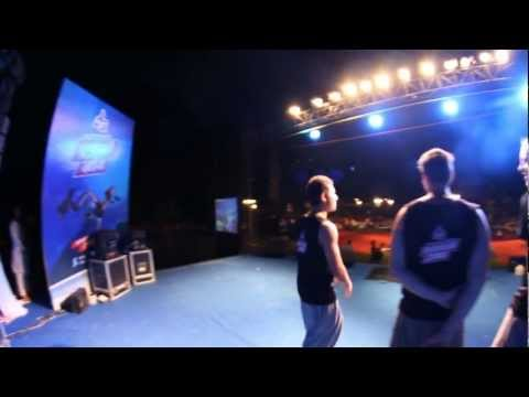 Episode 11-   Coca cola Thumbs up Parkour/freerunning & BMX Show India (Advance Challenge 1)