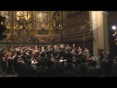 The ways of Zion do mourn Their bodies are buried in peace Handel Cor l'Aixa Camerata l'Aixa Jordi Lluch