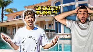 I CAUGHT THIS ON CAMERA FOR THE 1ST TIME!! *FaZe Rug SHOCKED*
