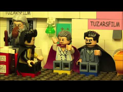LEGO COOKING WITH WORMTAIL-BIRTHDAY SPECIAL