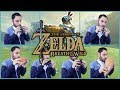 Kass Theme Full Version Ocarina Cover Legend Of Zelda Breath Of The Wild David Erick Ramos mp3