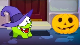 Om Nom Stories 🎃Halloween 🎃 Cut the Rope Kedoo ToonsTV