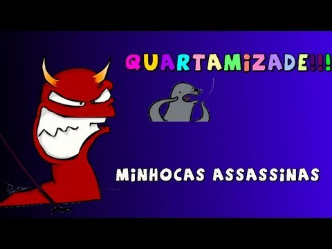 Quartamizade - Worms: Reloaded - Minhocas Infernais - Xard & Maverick