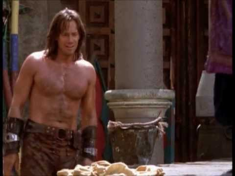 Hercules Legendary Journeys - Naked scene