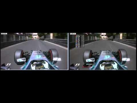 Nico Rosberg - Monaco 2014 Pole Lap and