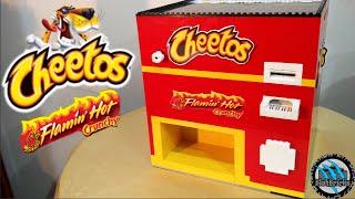 Lego Crunchy Cheetos Chips Machine | Flamin
