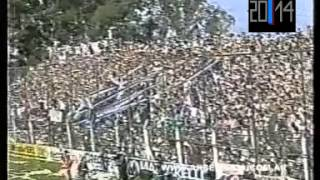 Gimnasia y Esgrima CdU 1 vs Arsenal 2 - Final Reducido Ida - Ascenso 2002