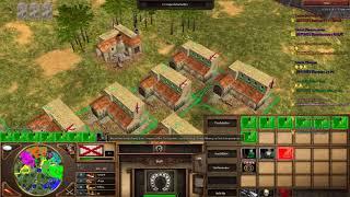 Gigantisches Spanier FFA in Age of Empires 3 Teil 6 von 6! Finale