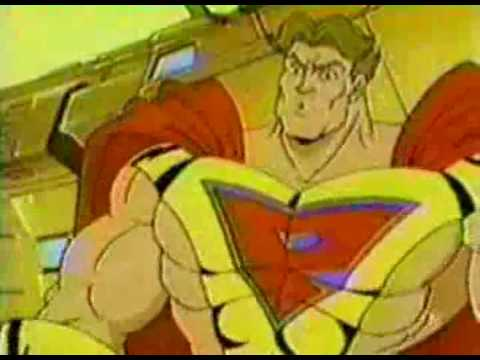 UltraForce Episode 2 The Stuff Of Heroes Pt1 Video