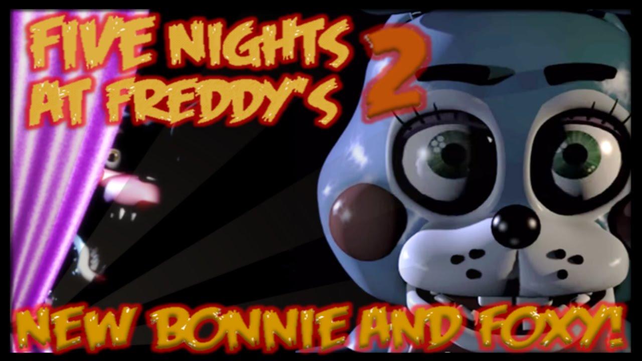 5 nights at freddys 2 foxy design