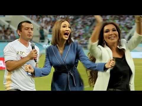 ФУТБОЛ ШОУ: Санъаткорларга қарши ZO'RTV бошловчилари