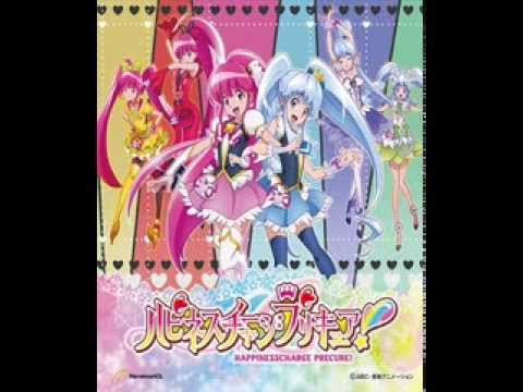 Happiness Charge Precure! OP & ED  -  WOW! / Pretty Cure Memory