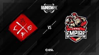 Looking For Org vs. Team Empire – Clubhouse – Rainbow Six Pro League – Season X – EU