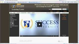 Britt World Wide Review, Compare to Success University - Part 4 of 5