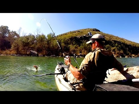 Kayak Fishing: 5 Days on the Devil's River