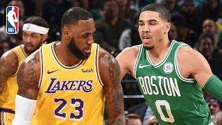 Full Game Recap: Lakers vs Celtics   Rondo Wins It At The Buzzer