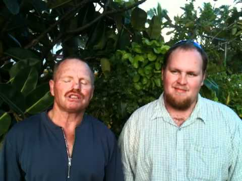 Fiji Family Tree Testimonial- Tony and Matt Goodrick