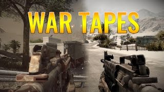 Bad Company 2 vs Battlefield 4 War tapes