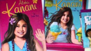 AMERICAN GIRL 2011 GOTY,KANANI,OFFICIAL BOOK COVERS!