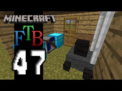 Minecraft Feed The Beast - S2E47 - The Zoo