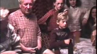 Raganovci na navsteve v Turcovciach 1990