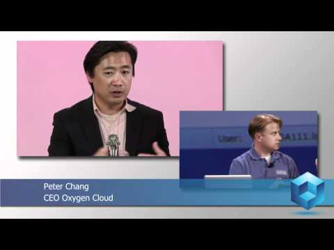 Peter Chang - EMCworld 2012 - theCUBE