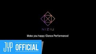 NiziUMake you happyDance Performance
