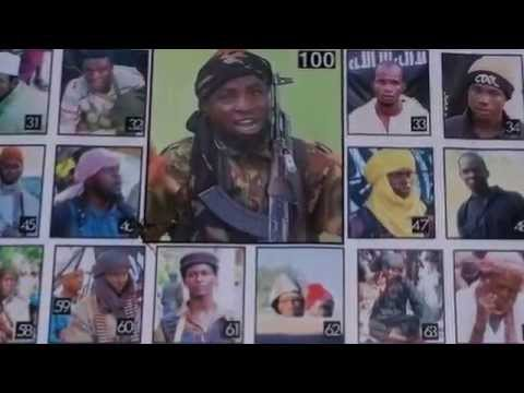 Nigeria issues 'most-wanted' Boko Haram militant photos