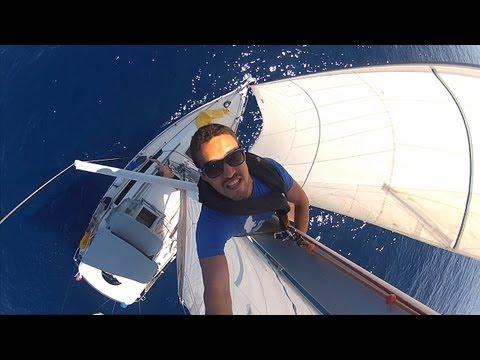 Sailing boat 2013 (GoPro)
