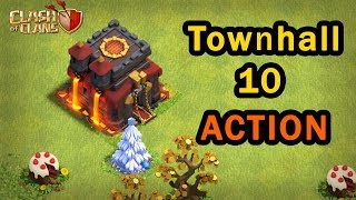 🔴 Town Hall 10 Game play