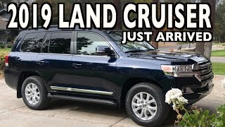 Just Arrived: 2019 Toyota Land Cruiser on Everyman Driver