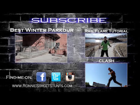 Action Parkour Chase Commercial - New Name Unveiling