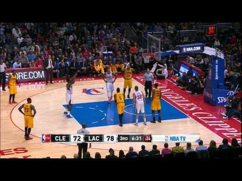 Cleveland Cavaliers Vs  Los Angeles Clippers 01.16.2015 Full Highlights