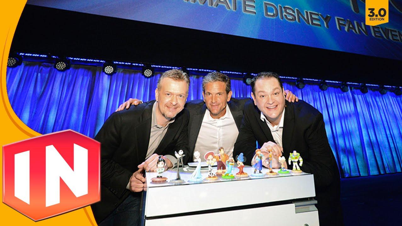 New Disney Infinity Characters 3.0 Disney Infinity 3.0 Disney