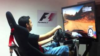 Racing Simulator 5D