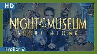 Night at the Museum: Secret of the Tomb (2014) Trailer 2