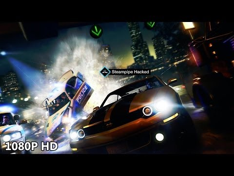 WATCH DOGS Crazy Online MultiPlayer | Awesome Cars, Killing & Crashing  | (Watch Dogs) Online
