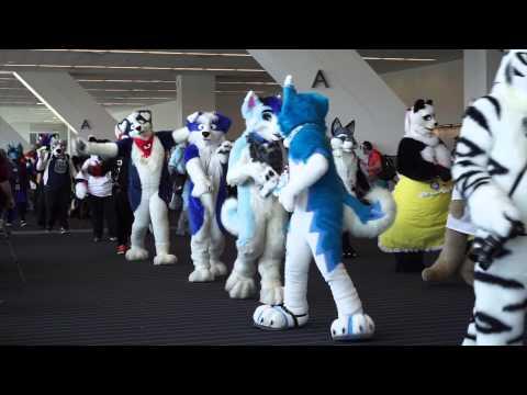 Fursuit Parade Anthrocon 2015 Fursuit Parade